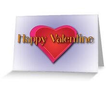 Valentine Day Card Greeting Card