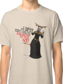 Arrow To The Ni!! Classic T-Shirt