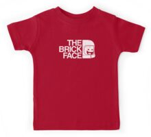 The Brick Face Kids Tee