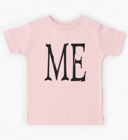 """Women's """"ME"""" Kids Tee"""