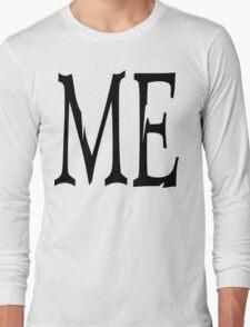 """Women's """"ME"""" Long Sleeve T-Shirt"""
