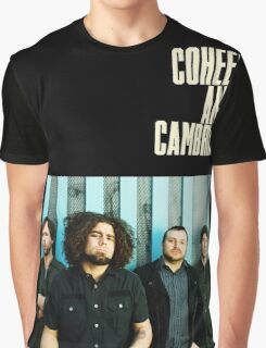 Coheed and Cambria Gunahad3 Graphic T-Shirt
