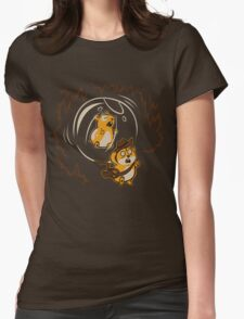 Rodents of the Lost Ark Womens Fitted T-Shirt