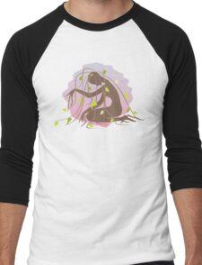 """Women's """"Tree Fairy"""" Men's Baseball ¾ T-Shirt"""