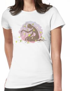 """Women's """"Tree Fairy"""" Womens Fitted T-Shirt"""