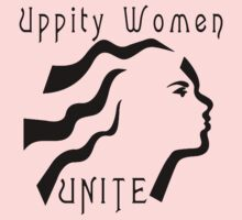 "Women's ""Uppity Women Unite"" One Piece - Long Sleeve"