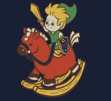 A Link in the Past Baby Tee