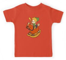 A Link in the Past Kids Tee