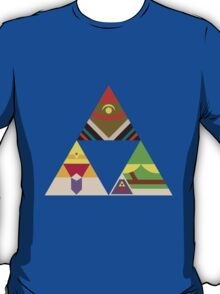 The Legend of Zelda: Legend of the Triforce T-Shirt