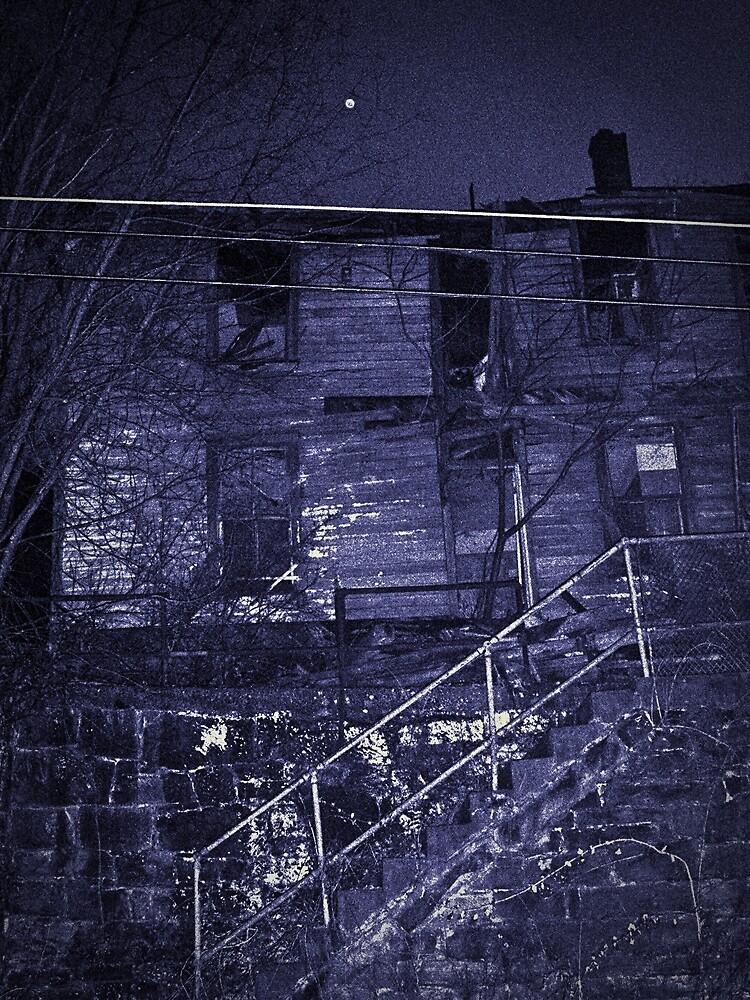 Dark Places by Paul Lubaczewski