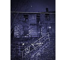 Dark Places Photographic Print