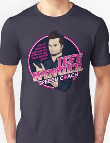 Jeff Winger: Speech Coach T-Shirt