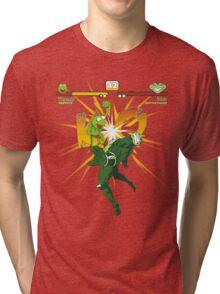 SWAMP FIGHTER Tri-blend T-Shirt