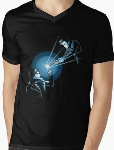 BARTY VS DOCTOR Mens V-Neck T-Shirt