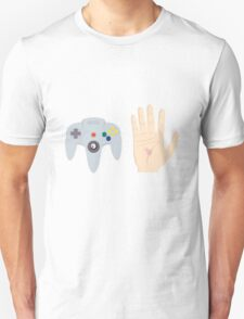 real gamers Unisex T-Shirt