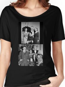 The Munsters and The Addams Family Women's Relaxed Fit T-Shirt
