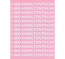 Hamilton Bling Photographic Print