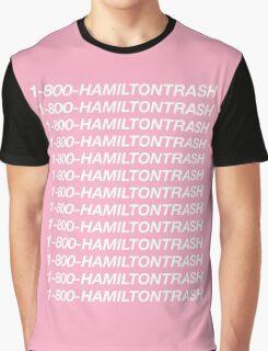 Hamilton Bling Graphic T-Shirt