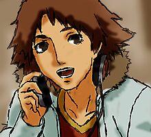 Yosuke Hanamura by lulujweston