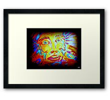 Television Is Mind-Numbing Framed Print