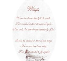 Wings by DreamCatcher/ Kyrah Barbette L Hale
