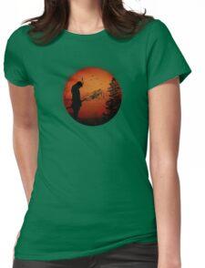 My Love Japan / Samurai warrior / Ninja / Katana Womens Fitted T-Shirt