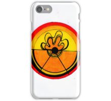 Neon Orange iPhone Case/Skin