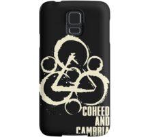 Coheed and Cambria Gunahad6 Samsung Galaxy Case/Skin