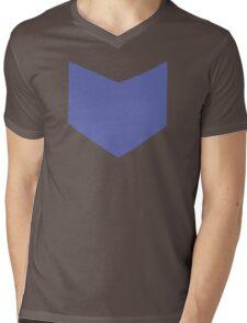 Hawkguy Mens V-Neck T-Shirt