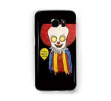 Pennywise from Stephen King's IT Samsung Galaxy Case/Skin