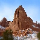 MOAB in Winter by Shiva77