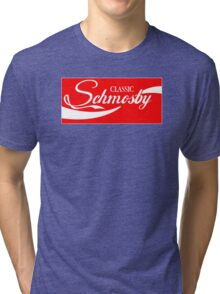 How I met your mother Classic Schmosby Tri-blend T-Shirt