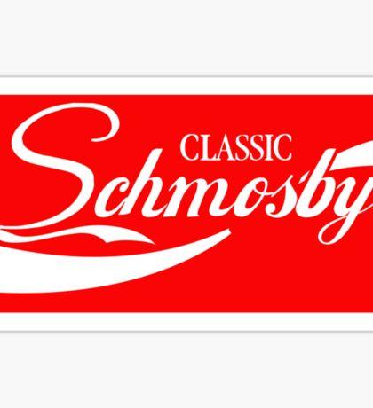How I met your mother Classic Schmosby Sticker