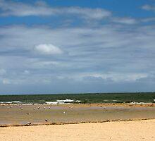 Beach by chasingangel82