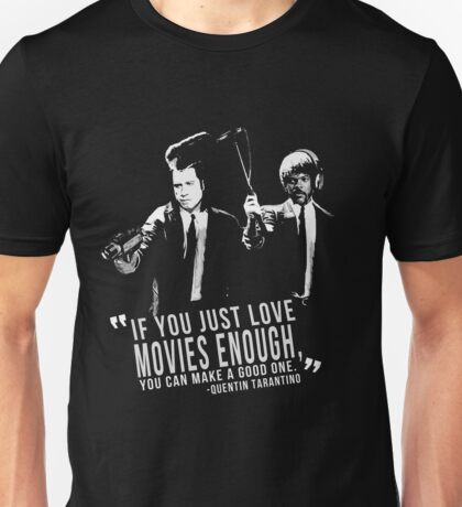 "Pulp Fiction ""Shooting""  Unisex T-Shirt"