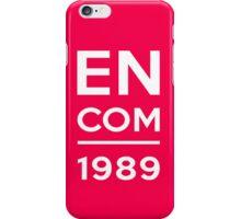 Encom 1989 iPhone Case/Skin