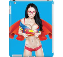 Super Jen iPad Case/Skin