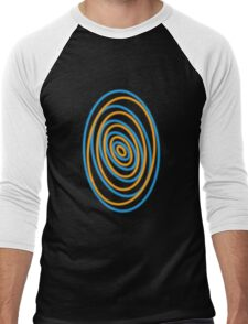 Terminal Velocity Men's Baseball ¾ T-Shirt