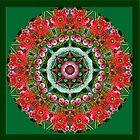Flowering Gum Mandala by haymelter