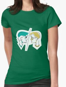 Barrier Womens Fitted T-Shirt