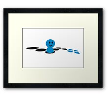 Game board VRS2 Framed Print