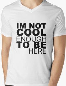Too Cool Mens V-Neck T-Shirt