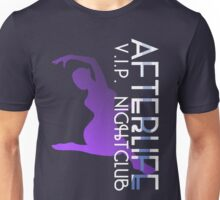 Afterlife VIP nightclub Unisex T-Shirt