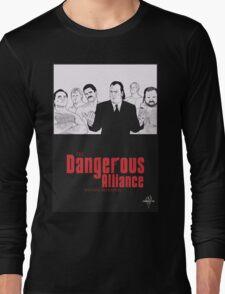 DANGEROUS ALLIANCE - Faction. Redefined. Long Sleeve T-Shirt
