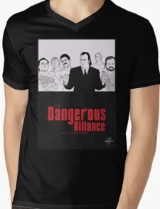 DANGEROUS ALLIANCE - Faction. Redefined. T-Shirt