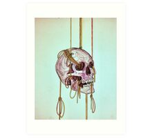 Lovely Bones Art Print