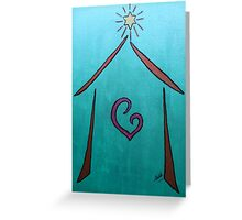Mother + Child Nativity Greeting Card