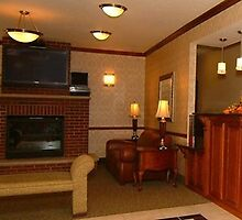 Comfort Inn and Suites hotel Ritchie Bros Auction by jacksonroy