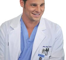 Alex Karev Sticker by emrapper