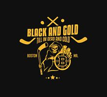 Black and gold - Boston Bruins Unisex T-Shirt